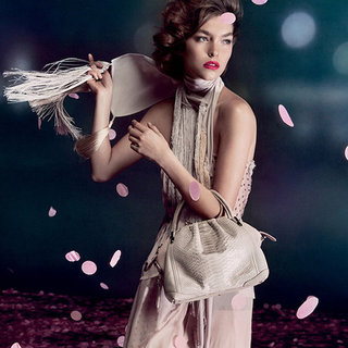 Arizona Muse in Nina Ricci's Spring 2013 Ads | Pictures