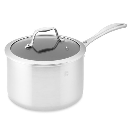 Four-Quart Saucepan With Lid