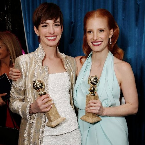 Golden Globes Pictures 2013