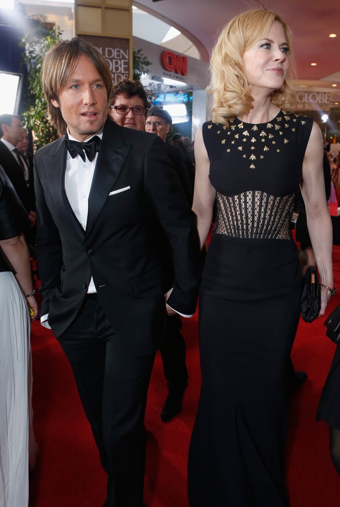 Nicole Kidman's Daughters Didn't Like Her Dress