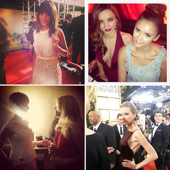 The Golden Globes' Insta-Highlights Straight From the Red Carpet and Beyond!