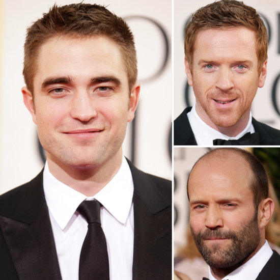 The Best Looking British Blokes from The Golden Globes!