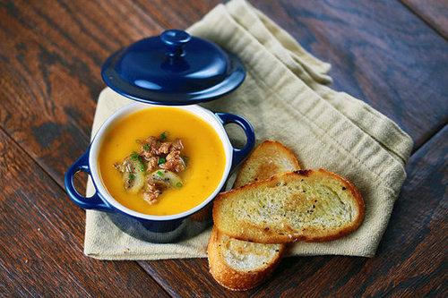 Butternut Squash Soup Recipe