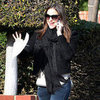 Jennifer Garner Out in LA After Golden Globes 2013
