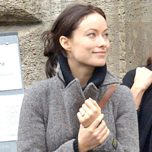 Olivia Wilde's Engagement Ring | Photos