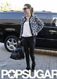 Miranda Kerr Takes a Stylish Trip to NYC