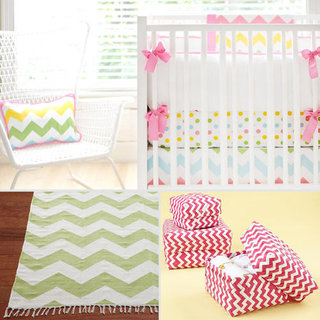 Chevron Kids' Room Decor