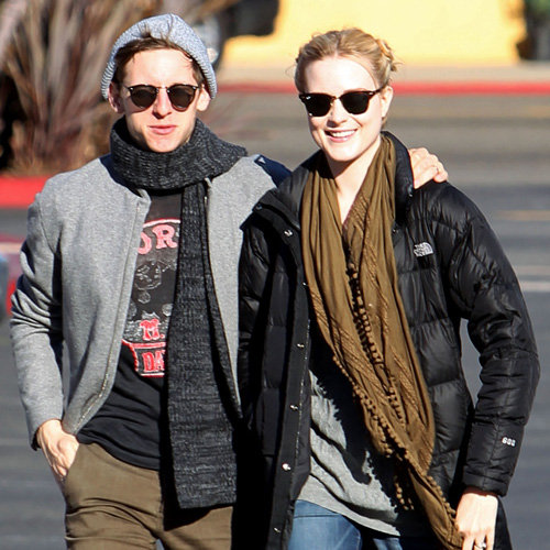 Pregnant Evan Rachel Wood With Jamie Bell | Pictures