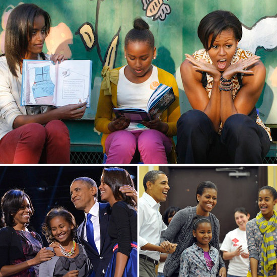 "Happy Birthday, Michelle Obama! Our 15 Favorite ""First Mom"" Moments"