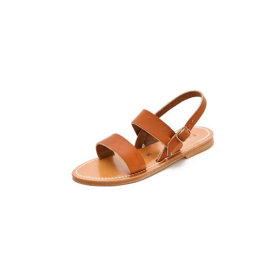 I know it's totally boring, but I'm staying true to my classic aesthetic and investing in neutrals to balance any pops of colour I may dabble in. These sandals play true to my quality vs. quantity shopping mindset. — Marisa, publisher Sandals, approx $244, K Jacques at Shopbop
