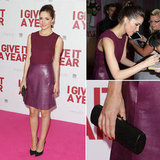 Rose Byrne Wears Jill Stuart for I Give It A Year Premiere