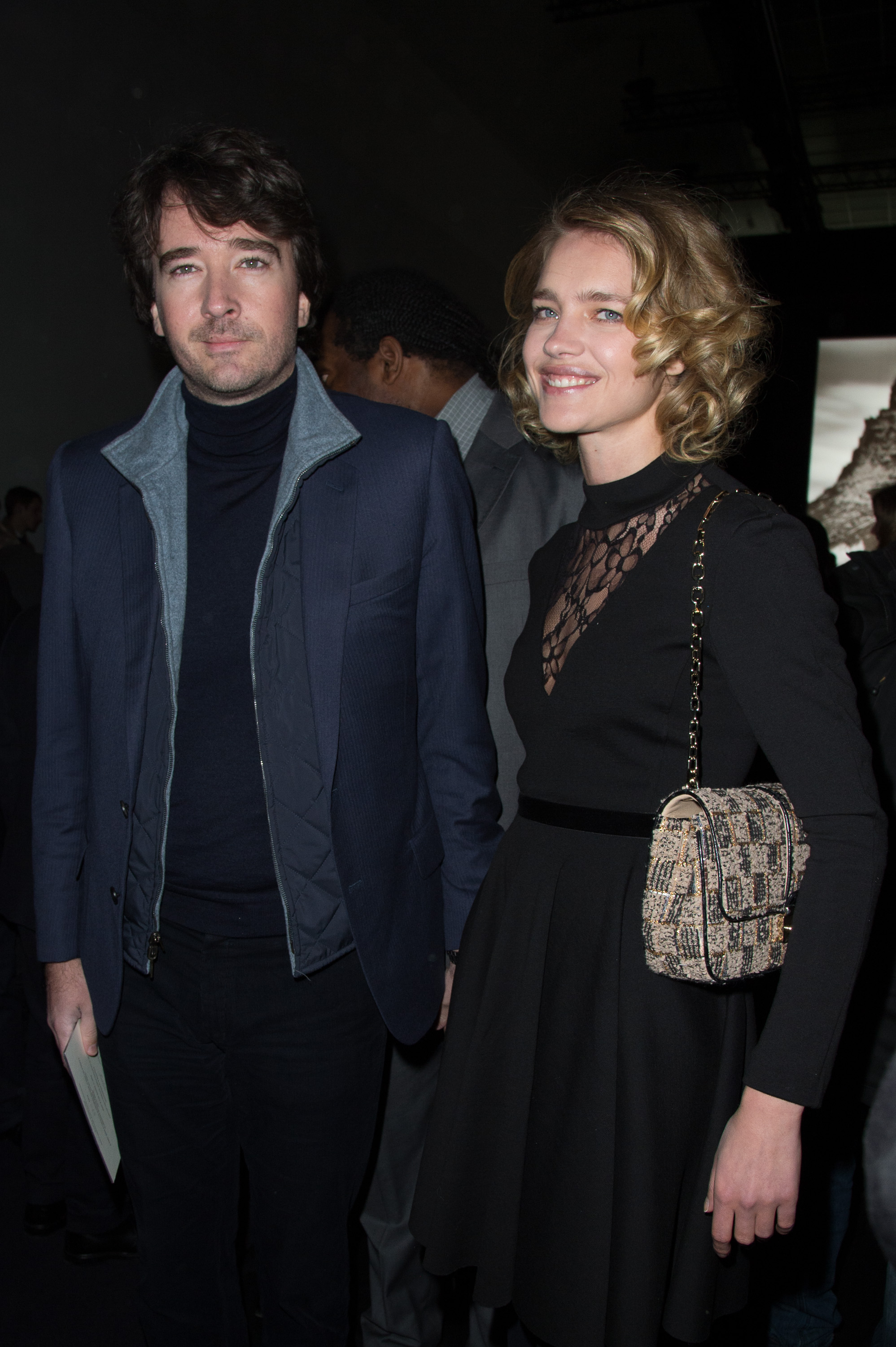 Fall 2017 fashion week - Antoine Arnault And Natalia Vodianova This Week S Best