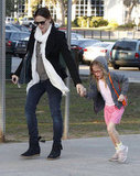 Jennifer Garner and Violet Have a Mother-Daughter Day in LA