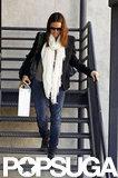 Jennifer Garner and Violet Have a Mother-Daughter Day in LA