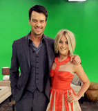 Julianne and Josh Talk Safe Haven With Their Fans
