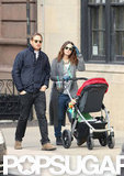 Drew Barrymore and Will Kopelman Spend a Family Day With Olive
