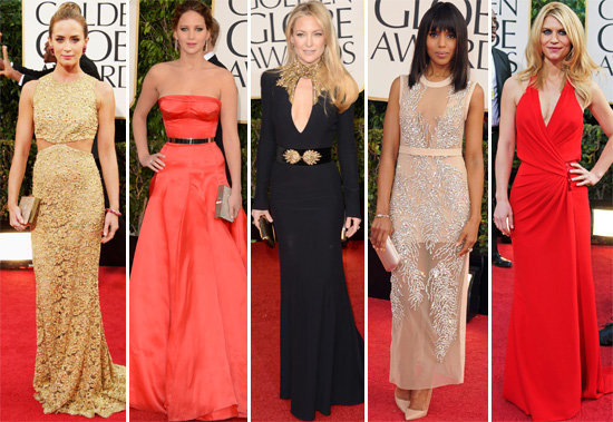 Have you voted on who was best dressed at the Golden Globes this year?