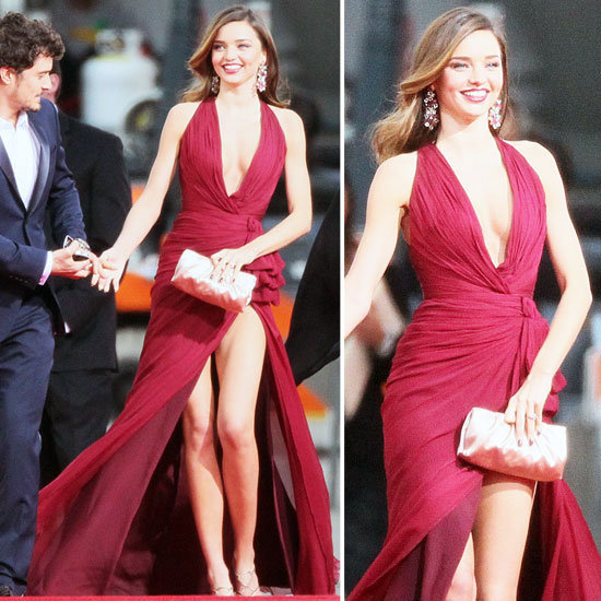 How stunning was Miranda Kerr?