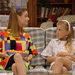 "Kimmy Gibbler: [Talking to DJ] ""Your sister is such a tattletale.""  
