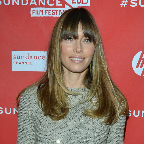 Jessica Biel at Emanuel & the Truth About Fishes at Sundance