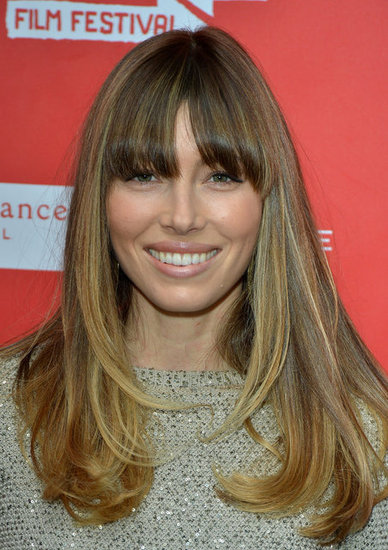 Jessica Biel smiled for the cameras at Emanuel and the Truth About Fishes premiere at Sundance.