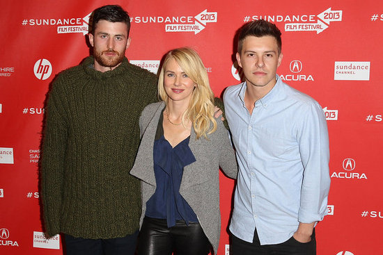 Naomi Watts was joined by James Frencheville and Xavier Samuel at the premiere of Two Mothers.