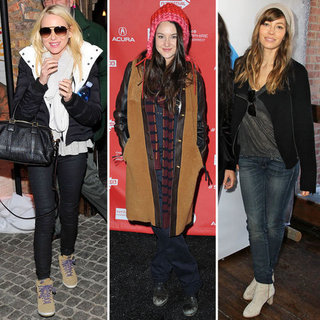 Pictures of Celebrities at the 2013 Sundance Film Festival