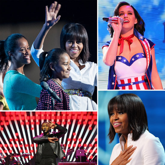 Obamas, Usher, and Katy Perry Honor Military Families at Kids' Inaugural Concert