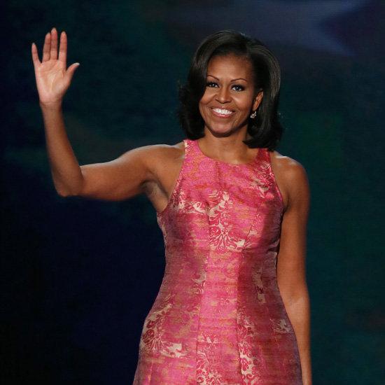 Michelle Obama Letter to PopSugar