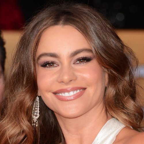 Sofa Vergara: SAG Awards Hair 2013