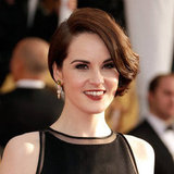 Michelle Dockery: SAG Awards Hair 2013