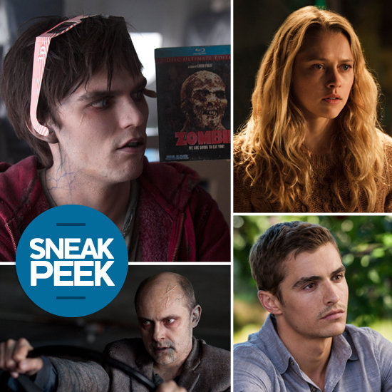 Movie Sneak Peek: Nicholas Hoult and Teresa Palmer Heat Up Warm Bodies