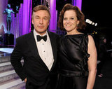 Alec Baldwin and Sigourney Weaver