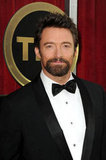 Ben Affleck Buddies Up With Hugh Jackman at the SAG Awards