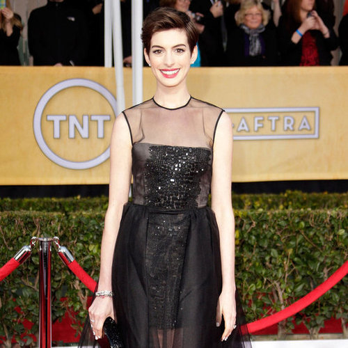 SAG Awards Red Carpet Pictures 2013