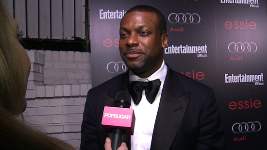 "Video: Chris Tucker Talks SAG Nods For Silver Linings — ""It's a Big Deal"""