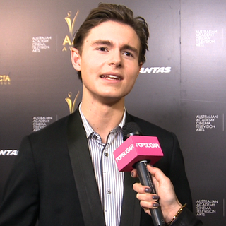 Callan McAuliffe on The Great Gatsby Interview (Video)