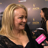Jacki Weaver Interview at 2013 AACTA Awards (Video)