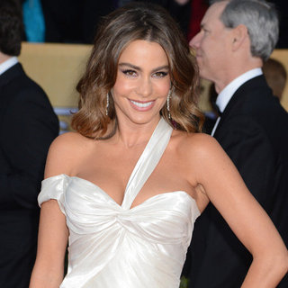 Sofia Vergara at the SAG Awards 2013 | Pictures