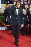 Bradley Cooper's Baby Blues Shine at the SAG Awards