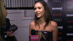Video: Nina Dobrev Shares Her SAG Awards Pick — Ben Affleck!