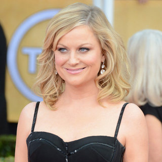 Amy Poehler at the SAG Awards 2013 Pictures