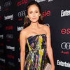Nina Dobrev at Entertainment Weekly Pre-SAG Party 2013