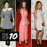 Top Ten Best Dressed of the Week: Diane, Nicole, Rose & more!