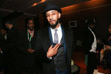 Swizz Beatz attended the Hip-Hop Inaugural Ball Sunday in DC.