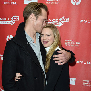 Alexander Skarsgard at The East Premiere in Sundance Photos