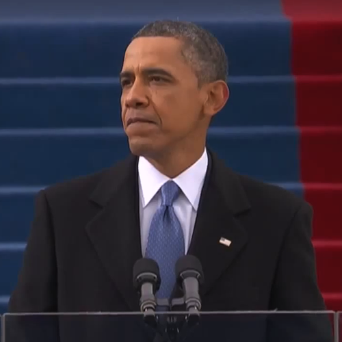 Barack Obama Inauguration 2013 (Video)