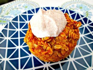 Sweet Potato Baked Oatmeal