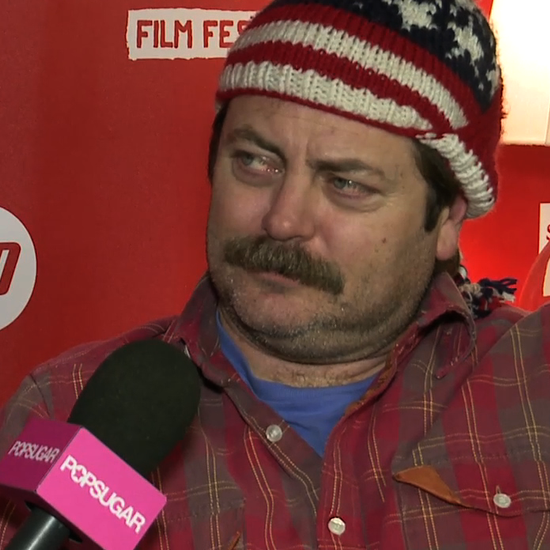 "Interview: Nick Offerman on Ron Swanson's ""Terrifying"" New Turn and His ""Ultimate Disguise"""