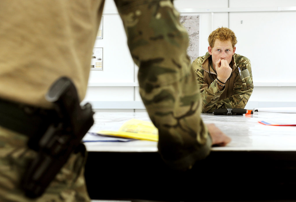 "Prince Harry Heads Home From War and Talks Nude Photos — ""I Let My Family Down"""